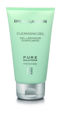 PURE SOLUTIONS CLEANSING GEL