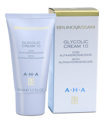 AHA GLYCOLIC CREAM 10