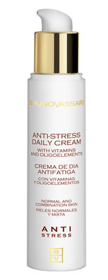 ANTI-STRESS DAILY CREAM FOR NORMAL AND COMBINATION SKIN