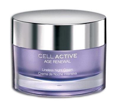 CELL ACTIVE LINELESS NIGHT CREAM